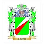 Cavazos Square Car Magnet 3