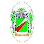 Cavazos Sticker (Oval 10 pk)