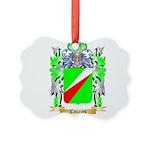 Cavazos Picture Ornament