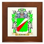 Cavazos Framed Tile