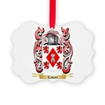 Cavari Picture Ornament