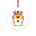 Cavanni Ornament (Round)