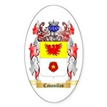 Cavanillas Sticker (Oval 50 pk)