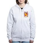 Cavalliero Women's Zip Hoodie
