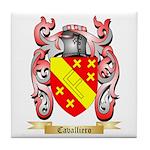 Cavalliero Tile Coaster