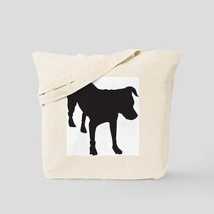 Bo Sillhouette Tote Bag