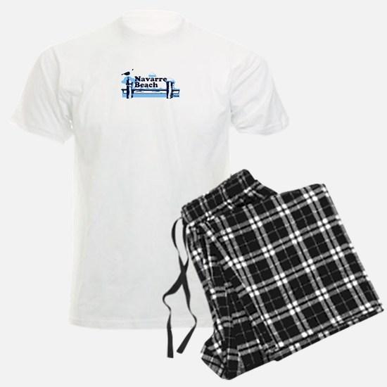 Sanibel Island - Varsity Design. Pajamas