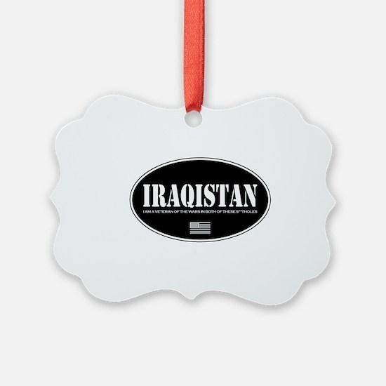 Iraqistan Ornament