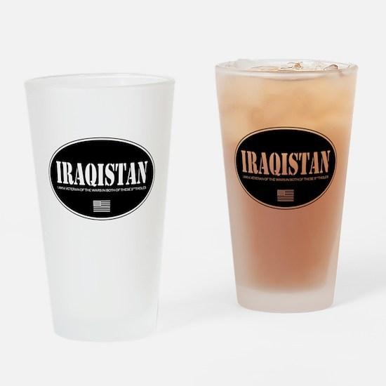 Iraqistan Drinking Glass