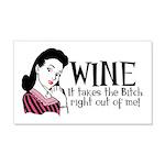 Wine Wall Decal