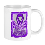 Hope Butterfly Pancreatic Cancer Mug