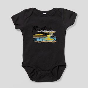 Beautiful Beach Baby Bodysuit