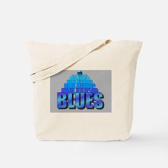 BLUES MUSIC BLUES Tote Bag