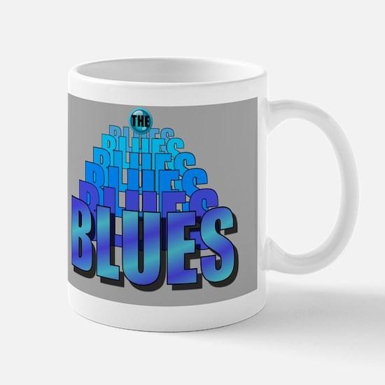 BLUES MUSIC BLUES Mug