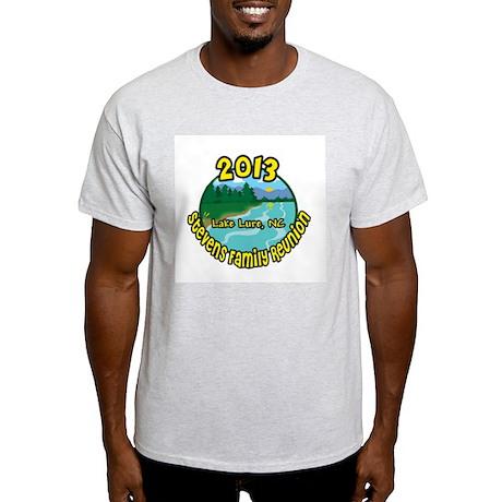 Stevens Reunion 2013 Logo T-Shirt