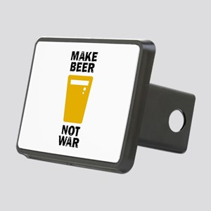 Make Beer Not War Hitch Cover
