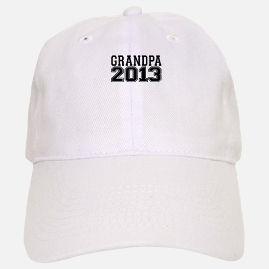 GRANDPA 2013 Baseball Baseball Baseball Cap