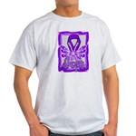Hope Butterfly GIST Cancer Light T-Shirt