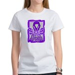 Hope Butterfly GIST Cancer Women's T-Shirt