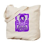 Hope Butterfly GIST Cancer Tote Bag
