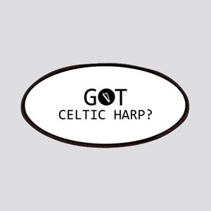 Got Celtic Harp musical designs Patches