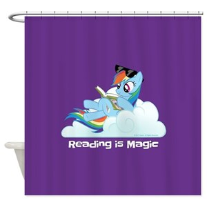 My Little Pony TV Show Shower Curtains