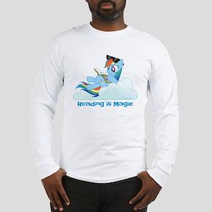My Little Pony Reading is Magi Long Sleeve T-Shirt