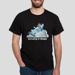 My Little Pony Reading is Magic Dark T-Shirt