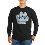 Love My Earthdog Long Sleeve Dark T-Shirt