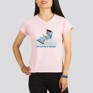 My Little Pony Reading is Performance Dry T-Shirt