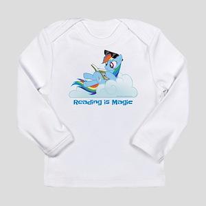 My Little Pony Reading Long Sleeve Infant T-Shirt