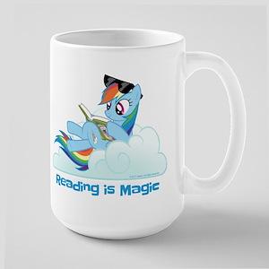My Little Pony Reading is 15 oz Ceramic Large Mug