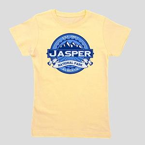 Jasper NP Blue Girl's Tee
