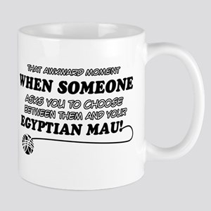 Egyptian Mau cat gifts Mug