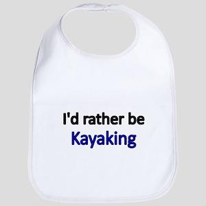 Id rather be Kayaking Bib