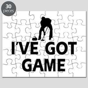 I've got game Curling designs Puzzle