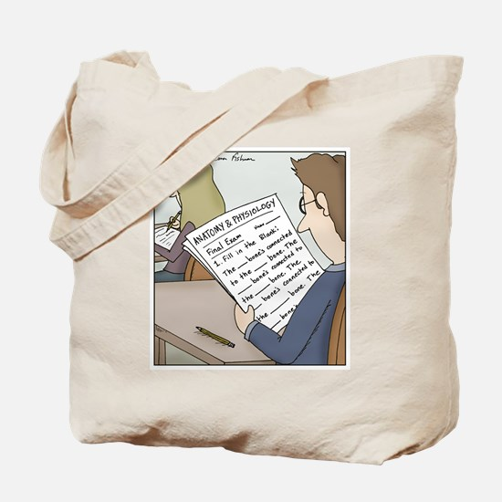 Cute Anatomy Tote Bag