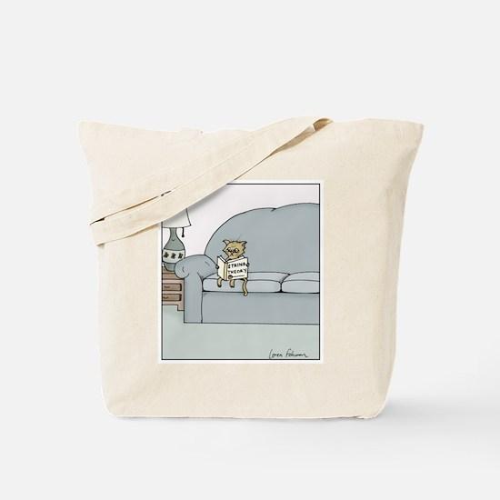 Unique Mechanics Tote Bag