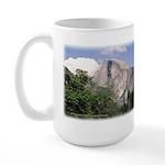 Half Dome, Yosemite - Large Mug