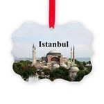Istanbul Picture Ornament