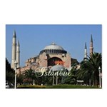Istanbul Postcards (Package of 8)