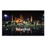 Istanbul Sticker (Rectangle 50 pk)