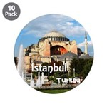 "Istanbul 3.5"" Button (10 pack)"