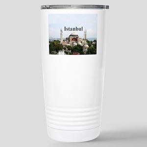 Istanbul Stainless Steel Travel Mug