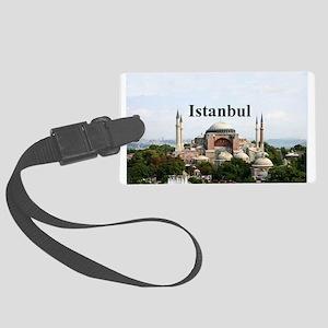 Istanbul Large Luggage Tag