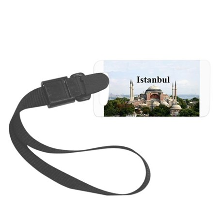 Istanbul Small Luggage Tag