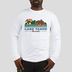 Lake Tahoe Nevada Long Sleeve T-Shirt