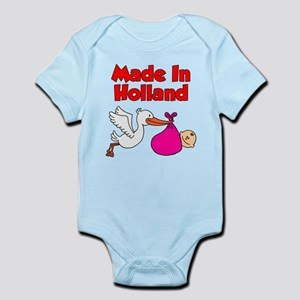 Made In Holland Girl Body Suit