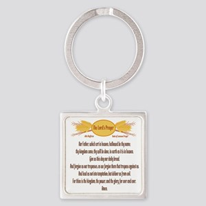 The Lords Prayer Wheat Keychains