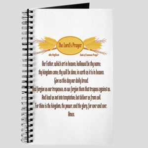 The Lords Prayer Wheat Journal